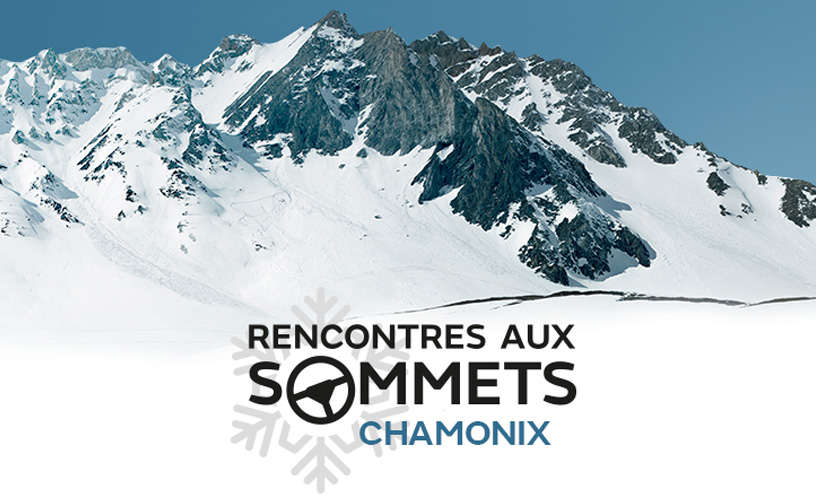 RENCONTRES AUX SOMMETS - CHAMONIX