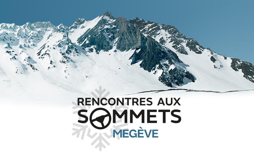 RENCONTRES AUX SOMMETS - MEGÈVE