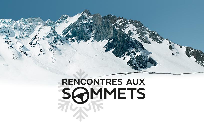 RENCONTRES AUX SOMMETS